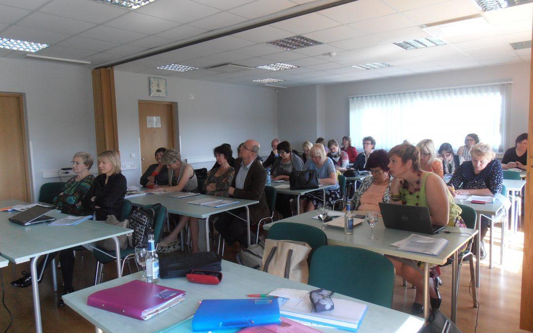 Aastakoosolekul Pärnus nauditi võõrkeeleõpetajate liidu tegevuse vilju