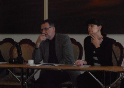 Ümarlaual osales ka ajakirjanik Raivo Juurak Õpetajate Lehest.