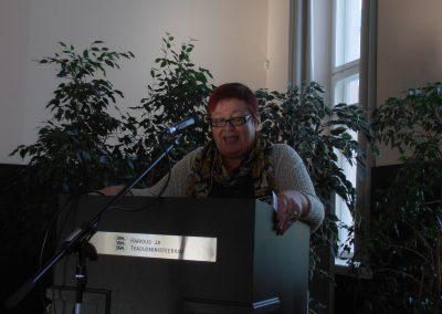 HTMi tervitus Piret Kärtnerilt