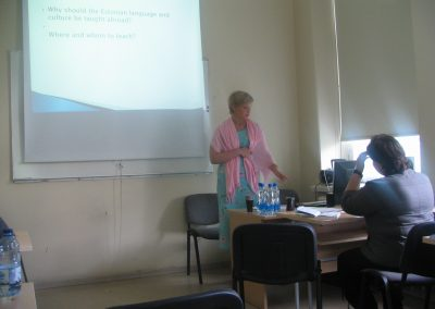 21-22.mai 2010 Kaunase konverents