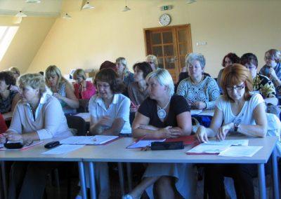 21.08 ja 25.09.2009 raamdokumendi koolitus