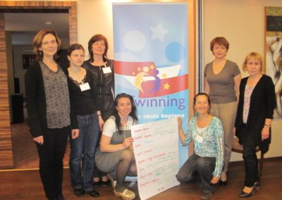 27-29.aprill 2012 eTwinning