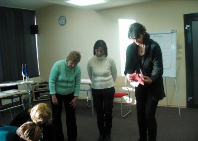 Osalejad saavad rühmatöö ülesanded.