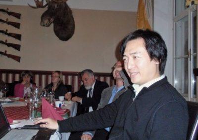 Hiina keele õpetaja hr Gao