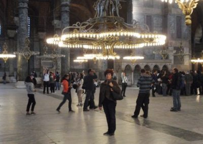 Hagia Sophias