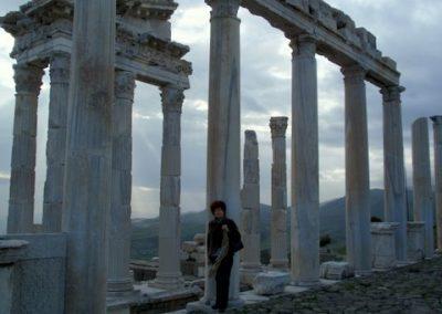 Pergamoni Akropolil Türgis