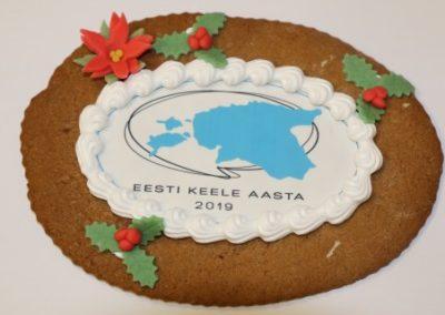 Eesti keele aasta piparkook